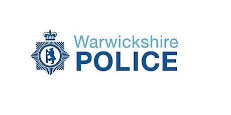 Warwickshire Police Constable Degree Apprenticeship Information Event tickets