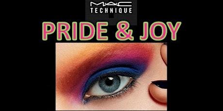 MAC TECHNIQUE PRIDE & JOY biglietti