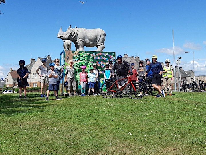 Summer Ride: Lincluden Abbey image