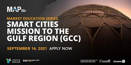 Smart Cities Education Series to the Gulf Region tickets