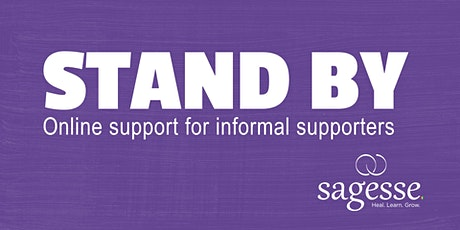 Stand By: Support for Informal Supporters tickets