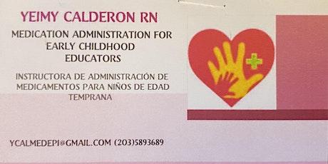 CERTIFICACIÓN DE ADMINISTRACIÓN DE MEDICAMENTOS Y EPIPEN PARA EDUCADORES entradas