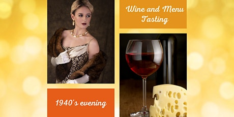 Carlton Court Wine and Menu Tasting tickets