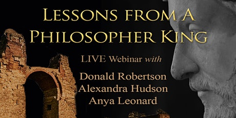 Lessons from a Philosopher King: A conversation on Marcus Aurelius tickets