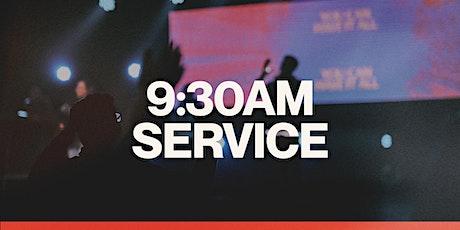 9:30AM  Sunday Service tickets