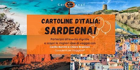 Cartoline d'Italia: Sardegna! biglietti
