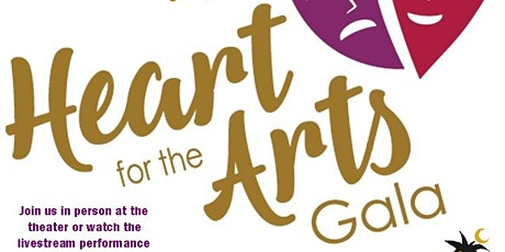 Heart for the Arts Gala tickets