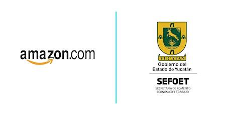 Evento Virtual PyMEs de Amazon México boletos