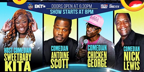 CGYLO  PRESENTS BACK IN STRIDE AGAIN COMEDY SHOW tickets