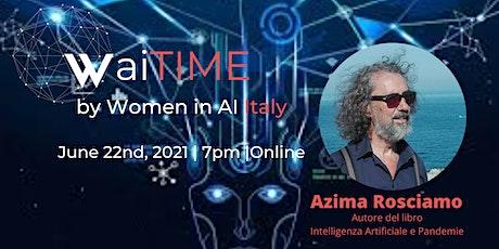L'Intelligenza Artificiale e l' Uomo del terzo millennio biglietti