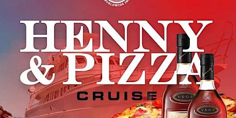 HENNY & PIZZA PARTY CRUISE NEW YORK CITY tickets