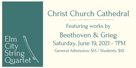 ECSQ at Christ Church Cathedral tickets