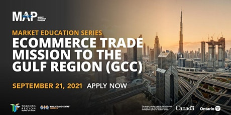 eCommerce Education Series to the Gulf Region (GCC) tickets