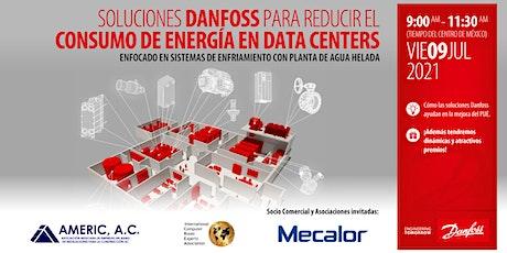 Soluciones Danfoss para reducir el consumo de energía en Data Centers entradas