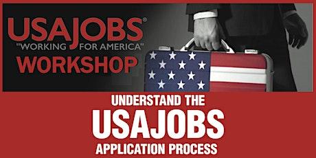 USA Jobs Workshop tickets