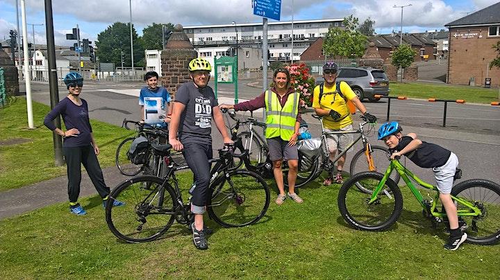 Summer Ride: Crichton Challenge image