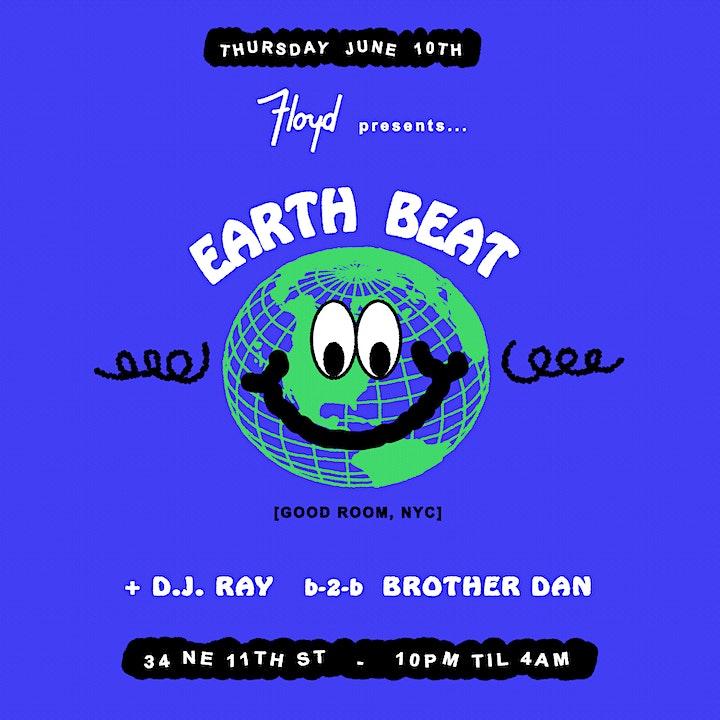Earth Beat at Floyd Miami image