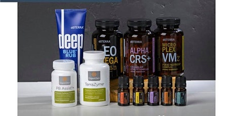 Wellness education - nutrition & supplements  foundation for essential oils tickets