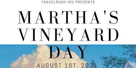 Martha's Vineyard Day tickets