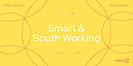 Smart & South Working biglietti