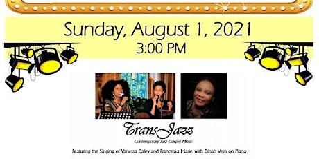 Trans Jazz- Contemporary Gospel Music tickets