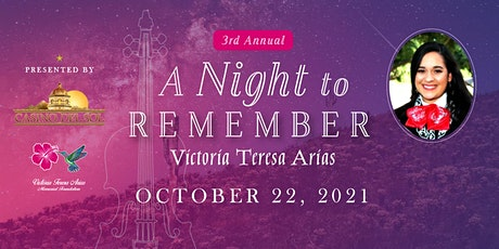 3rd Annual A Night to Remember Gala tickets