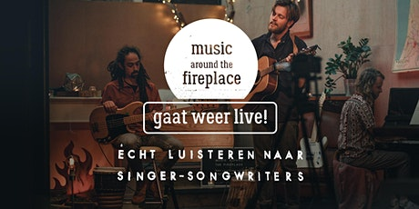 Music around the fireplace╳Special guest╳Nicolaas tickets
