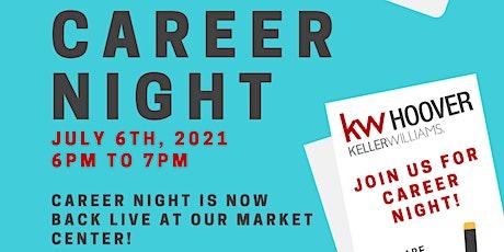 Career Night At Keller Williams Hoover tickets
