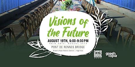 2021 Dinner on the Bridge tickets