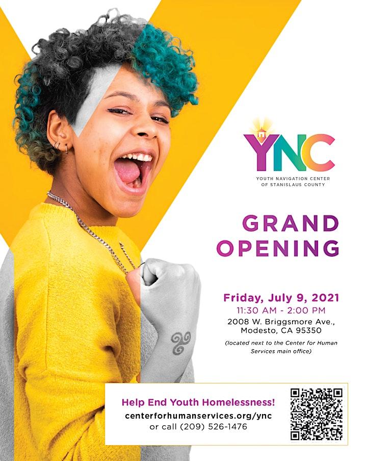 YNC Grand Opening Tours image