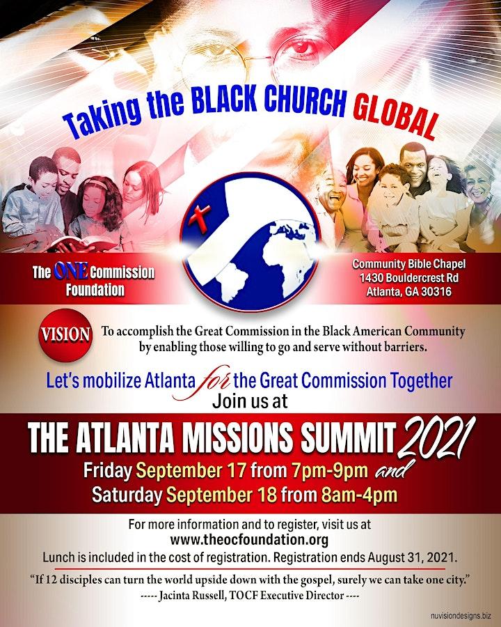 Atlanta Missions Summit image