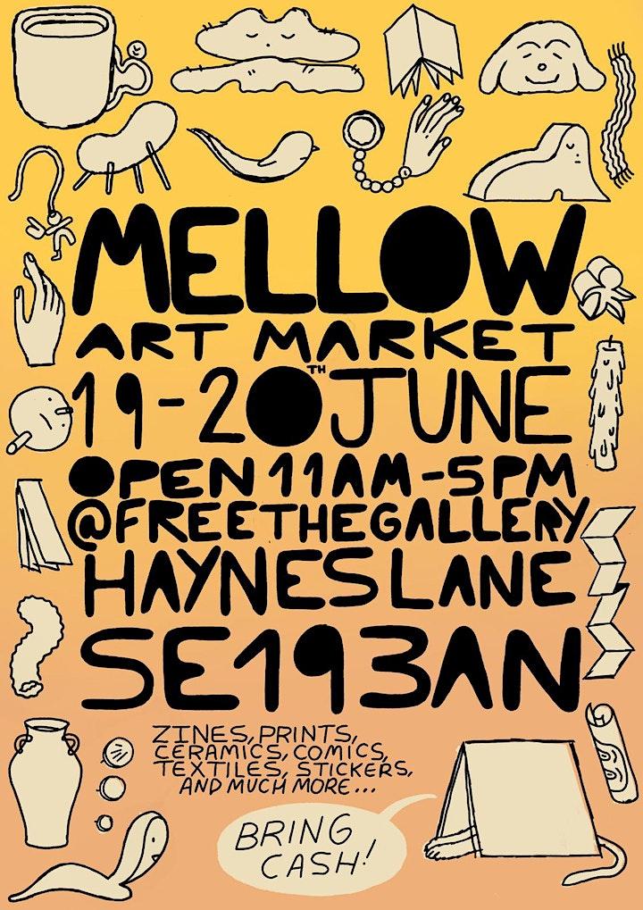 Mellow Makers Art Market image