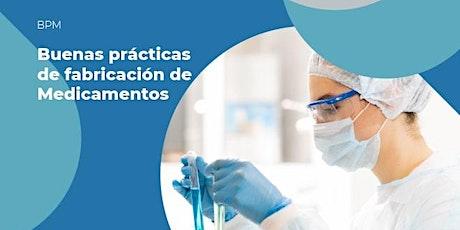 Buenas Prácticas de Fabricación de Medicamentos boletos