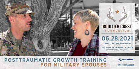 Posttraumatic Growth Training for Military Spouses tickets
