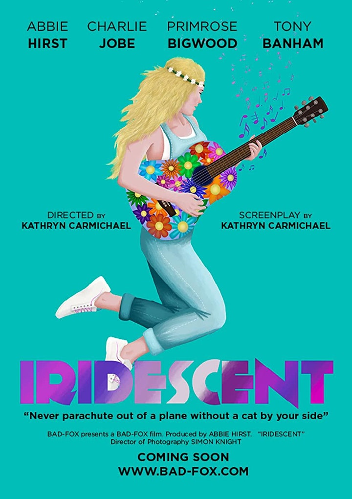'Iridescent' exclusive 24-hour premiere screening event image