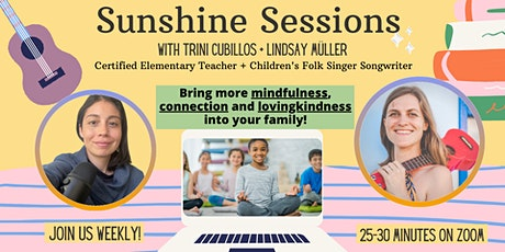 Sunshine Sessions 4 Kids tickets