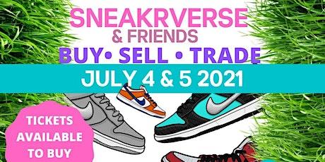 Sneakrverse & Friends tickets