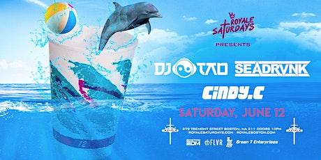 Summer Splash ft. DJ Tao | Royale Saturdays | 6.12.21 | 10:00 PM | 21+ tickets