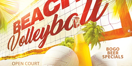 Boozy Beach Volleyball tickets