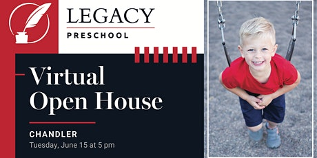 Chandler Preschool Virtual Open House - June 15 tickets