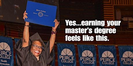 July Graduate Studies Webinar tickets