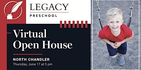 North Chandler Preschool Virtual Open House - June 17 tickets