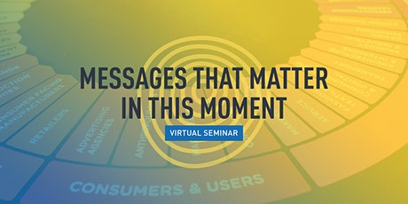 Messages That Matter in This Moment tickets