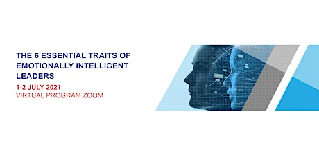 THE 6 ESSENTIAL TRAITS OF EMOTIONALLY INTELLIGENT LEADERS EUROPE tickets