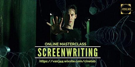 Masterclass: Screenwriting tickets