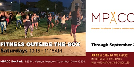 Fitness Outside the Box tickets
