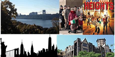 Uptown In The Heights walking tour tickets