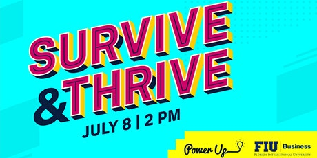 FIU Power Up - Women's Leadership Virtual Event tickets