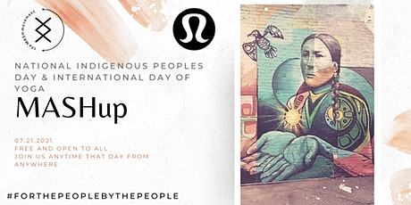 National Indigenous Peoples Day & International Day of Yoga Mashup tickets