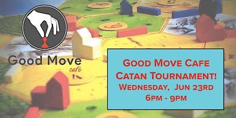 Catan Tournament June 23rd! tickets